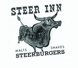 Steer Inn Bull Design